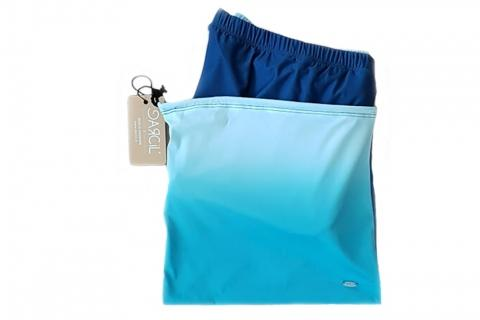 Darcil Bag Pareo Skirt Blue Sea