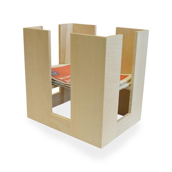Papierbinder Buche Schweizer Design Schweizer Designmöbel