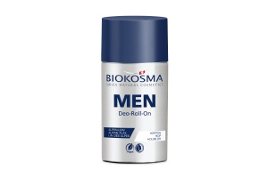 BIOKOSMA MEN Deo Roll On 60ml - Naturkosmetik Swiss Made