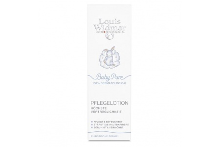 Louis Widmer Baby Pure Pflegelotion- Swiss Made